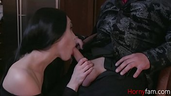 Addam's Family Sex Saga- Audrey Noir & Kate Bloom