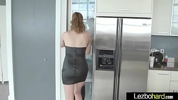Hot Sex Action On Cam With Teen Horny Lesbo Girls (Anastasia Hart & Elena Koshka) movie-04