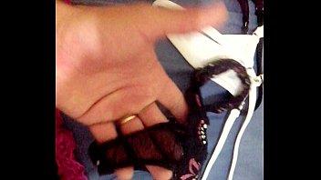 Minha esposa só usa calcinha de PUTA