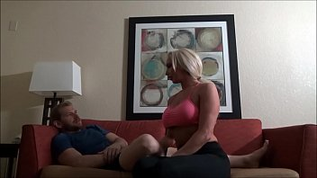 Massaging Mom After Her Workout - Olivia Fox - Family Therapy - Preview