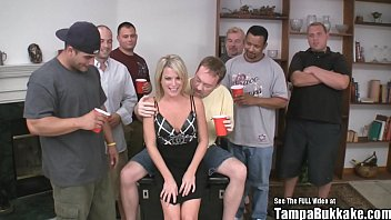 Small Titty_Country Blonde_Wild Gangbang