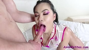 Oiled And Fucked- Asian Sluts- Cindy Starfall