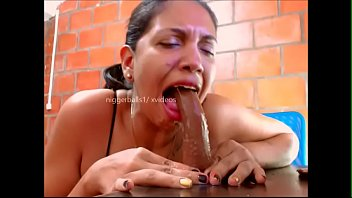 deep throat gagging crying racist spanish whore giving head calling me a nigger for an hour