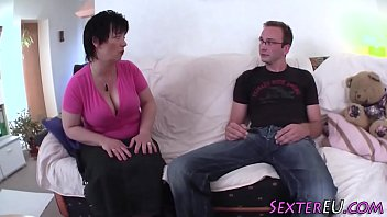 Milf fuck german jizz