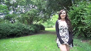 Exposed tits outdoors Sexy flashing babe kacie james exposing tits outdoors and exhibitionist