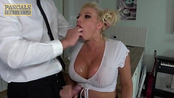 Pascalssubsluts Busty Schoolgirl Michelle Thorne Dominated