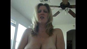 Big Tit Cougar Wife Takes Hard Cock Thumb