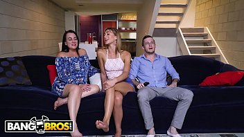 BANGBROS - Brick Danger Fucks His Girlfriend's Hot Young Daughter, Ana Rose 11 min