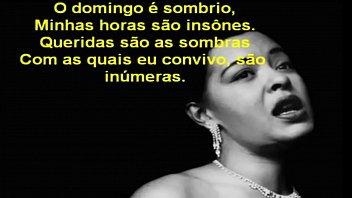 Gloomy Sunday (Domingo Sombrio) † A canção do suicídio https://www.youtube.com/watch?v=zXbpiw lyL8&t=249s