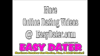EasyDater - Hot babe on Blind Date sends mixed singnals till she fucks him