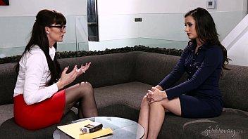 Bianca Breeze, Georgia Jones - The Senator's Speech pornhub video