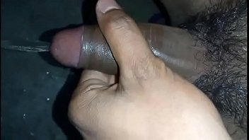 cum shot dick self single cock hand hot