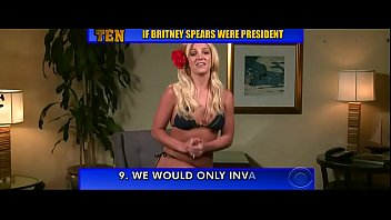 Britney Spears in Late Show with David Letterman (2009-2015)