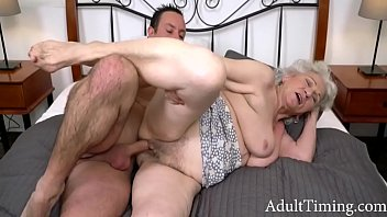 Grand-Mother's Fucking New Guy EveryDay- Norma B