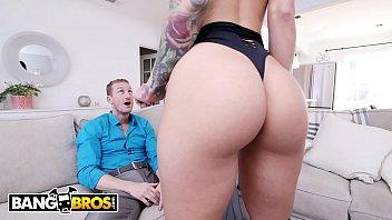BANGBROS - Sexy Escort Katrina Jade Shows Her Kinky Client Ryan McLane A Good Time Thumb