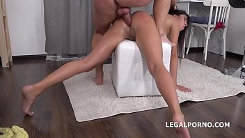 Mr. Anderson's Anal Casting with Katty West, Balls Deep Anal, Rough Sex, Gapes, ATM, Cum in mouth GL065
