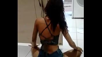 Dançando funk... Garota de Caxias Maranhão...