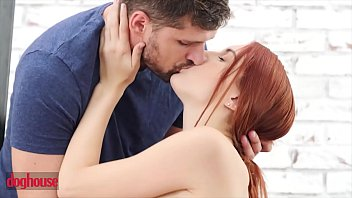 Working out Sucking Dick With Redhead (Tina Kay) - Dog House