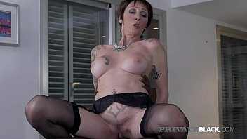 Mature black office pussy Privateblack - inked milf catalya mya pounded by a bbc
