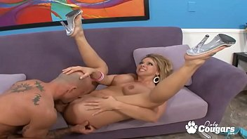Brianna Beach Spreads Her Legs For Some Nice Dick
