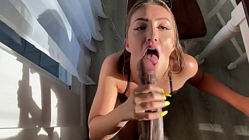 Barbie Wants BBC To Cum In Her Face (Flamingo)