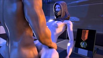 Mass Effect Girls Sexy Gifs Preview