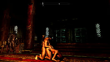 Elder Scroll Skyrim - Aela the Huntress