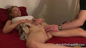 Relaxing MILF Brought to Multiple Intense Orgasms