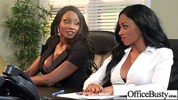 Hard Sex In Office With Big Round Boobs Sluty Girl (anya diamond jade jasmine) video-03
