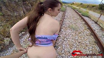 Cum on my baby!! Sex Real Amateur Outdoor / Miriam Prado