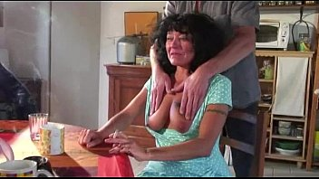Beautiful nude older women - Granny gangbang