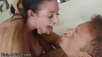 EVIL ANGEL Angela White FINALLY Gets Rocco Siffredi in her ASS Gape preview image