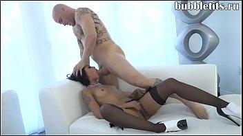 Hard fuck black bitch