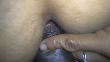 Anal big booty nut in this hoe