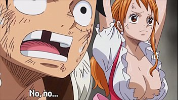 Art hentai ecchi fan Nami one piece - the best compilation of hottest and hentai scenes of nami