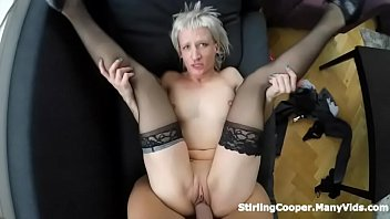 Punk Alterative Girl Can't Get Enough of His Cock