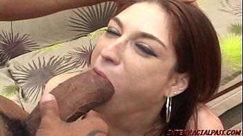 Redhead fucked by blacks Redhead mom pounded by super thick black cock