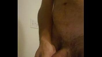 Uncircumcised masturbation video - Uncut masturbation 1