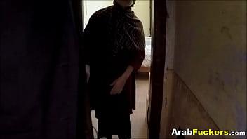 9513 Poor Arab Girl Desperate For Cash Sucks And Fucks preview