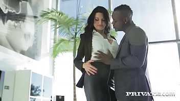 Out numbered in sex - Private.com - ania kinskis first interracial dick