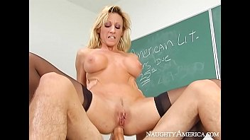 Rs my first sex teacher mrs storm Naughty america - find your fantasy regan anthony fucking in the classroom with her tits