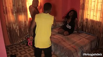 Image: Husband Caught Wife On Hidden Camera Fucking Another Man In Their Matrimonial Bed - NOLLYPORN