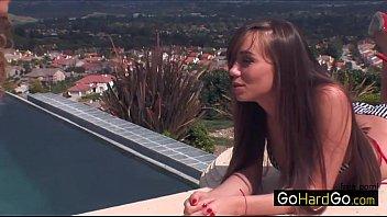 Capri anderson exploited teen - Capri anderson capris first lesbian experiment porn hd