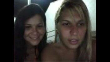 dupla na webcam