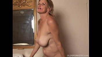 Tit fuck trailer Slutty mature trailer trash loves to fuck