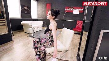 LETSDOEIT - #Anna de Ville - Hot American Pornstar Gets Those Holes Stuffed Properly By Hard BBC Daddy thumbnail