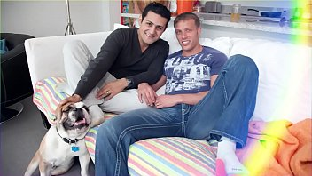 """GAYWIRE - Home Video Of Gay Couple Troy and Ryan Austin Having Fun <span class=""""duration"""">12 min</span>"""