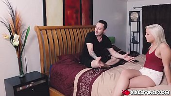 Cleo Vixen gives Ike a sizzling blowjob and he was pleased
