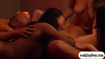 Swapping swingers - Swingers swap partners and had groupsex in swing mansion