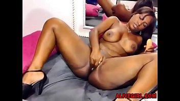 Amazing beautiful ebony princess msMarieLeone loves DP - ALIVEGIRL.com
